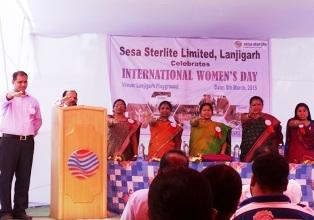WOMENS DAY AT LANJIGARH