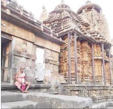 Ananta Vsudeva temple in Bhubnaeswar