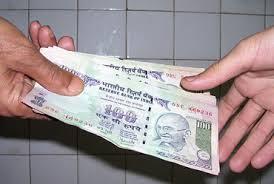 bribe taking
