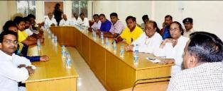daitapati meeting