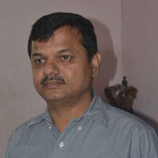 Gayadhar Jena, the arrested MD (Pic: Biswaranjan Mishra)