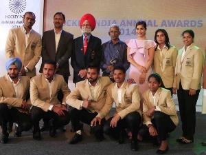 hockey india awards