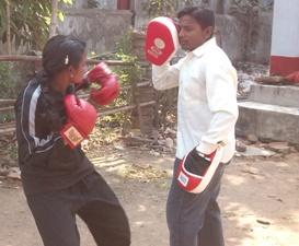 kickboxer yashoda