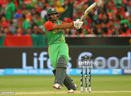 Mahmudullah's Second century in World Cup goes in van
