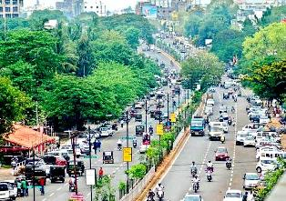 Bhubaneswar city