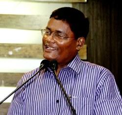 Odisiha High Court lawyer Jagabandhu Sahu.