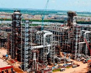 IOC refinery at Paradip