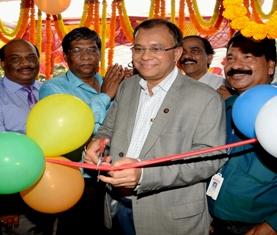 Iniauguration of ATM counter of Odisha Gramya Bank
