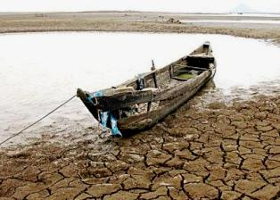 Mahanadi river bed