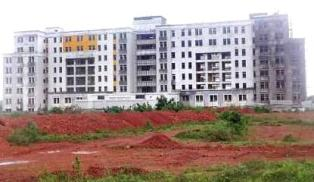 New campus of IIT-Bhubaneswar