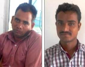 Two accused arrested by the Vigilance police