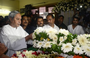 cm paying homage to jb