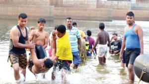 mahanadi drowning