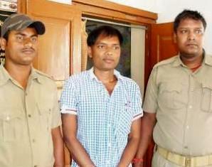 minor rape accused
