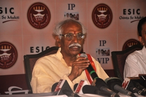 Union Labour minister Bandaru Dattatreya had announced in Bhubaneswar on Sunday that there is no plan to set up an ESI medical college in Odisha. OST Photo