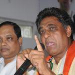 Dr Hamid Hussain quits BJD, joins Odisha Congress
