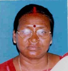 Droupadi Murmu