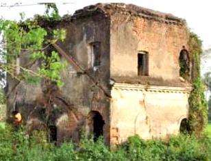 House where Gandhiji had stayed