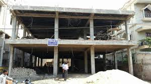 An under construction commercial complex in Sector 9 of CDA (File Pic)