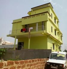 IIC Debi Prasad Dash' house in Pokhariput