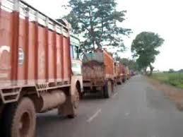 mineral transport
