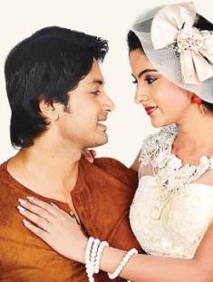 Arindam and Jhilik in Love You Hamesha