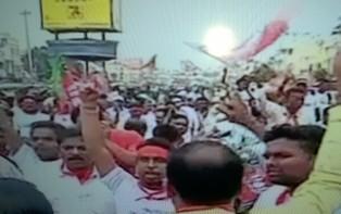 BJP Jagannath Sanskruti Surakshya Yatra
