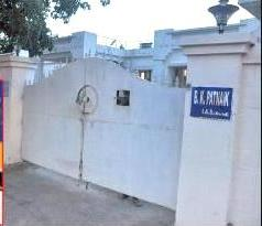 The bungalow that once belonged to the chief secretary is now occupied by the Vedanta vice president