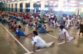 KIIT yoga