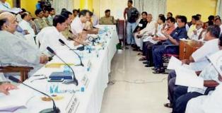 Rath Yatra meeting in Puri