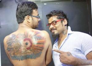 nabakalebara tattoo