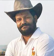 Rajendra Barik, the main accused in the Dillip Nayak murder case