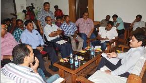 rath yatra plannign meet