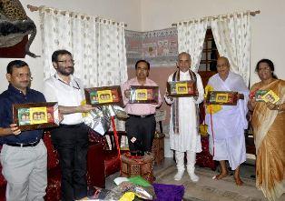 AIR Odia Bhajan CD release