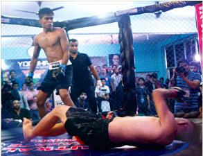 MMA Yodha