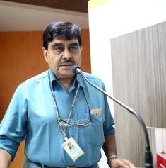 Prof BK Sarap, Deputy Chairman, SOA University