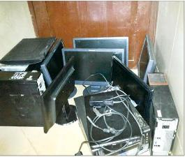 computers seized from ranjan dash res