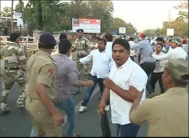 odisha police mick drill