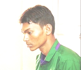 Sushant Nayak, the accused