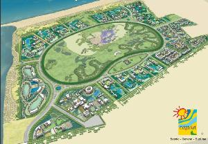 Masterplan of the ambitious Shamuka project