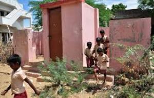 toilet in school