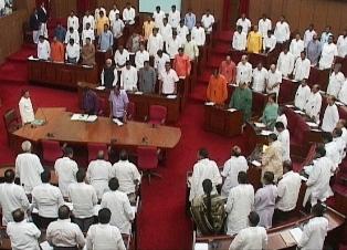 Assembly condolence