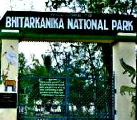 Bhitarkanika Park