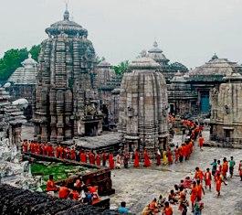 Bol Bam devotees