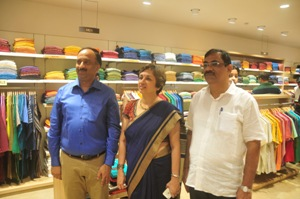 Fabindia 3rd largest store inauguration_4