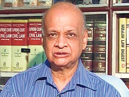 Justice Arijit Pasayat, Vice Chairman, SIT on black money (Pic Courtesy: afternoondc.in)