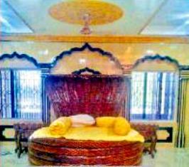 Palank of Sarathi Baba