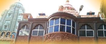 The Maha Aananta Ashram in Shampur on the outskirts of Bhubaneswar set up by 'self-realized saint' Abhiram Baba (Pic courtesy: abhiramsaraswati.com))