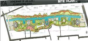 Lake Zone II plan