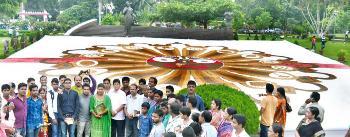 largest rakhi